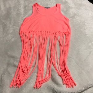 NWOT! Pullover Tank/Coverup